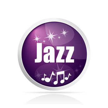 Jazzlogo als Button