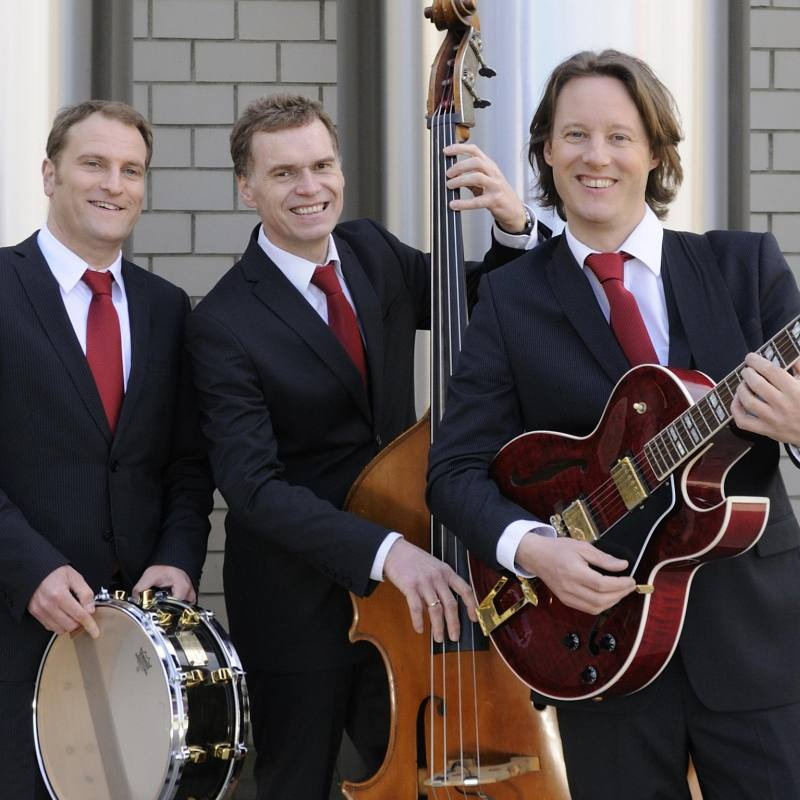 Jazzband Berlin buchen