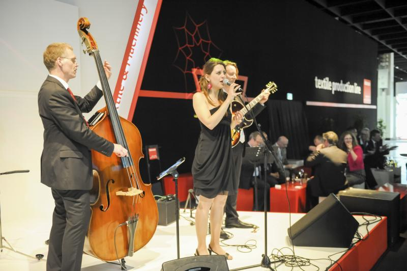 Saxophonist buchen