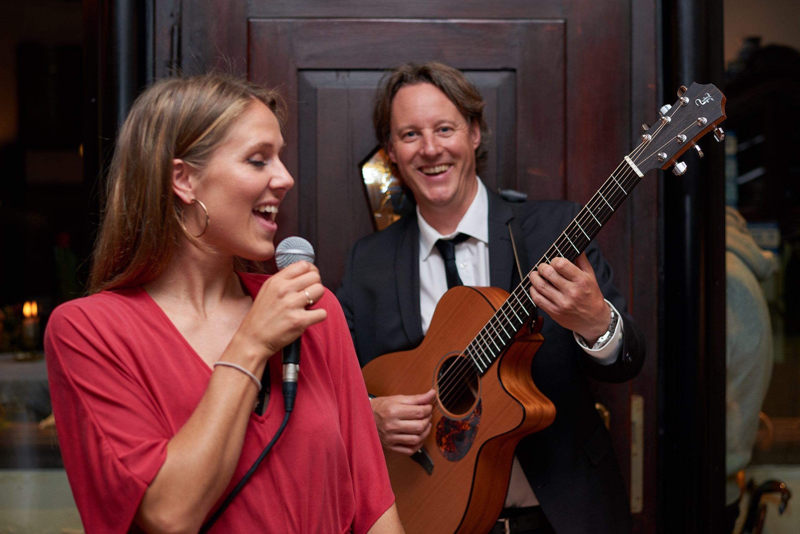 Jazzband zur Hochzeitsfeier